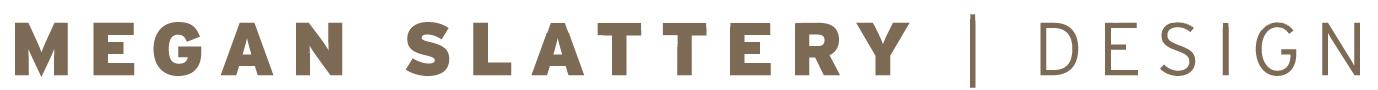 Megan Slattery Design Logo